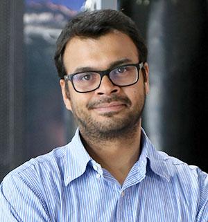 Naresh Krishnaswamy