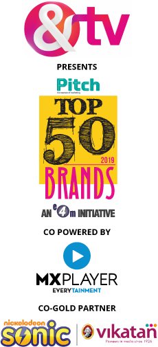 Pitch top 50 brands
